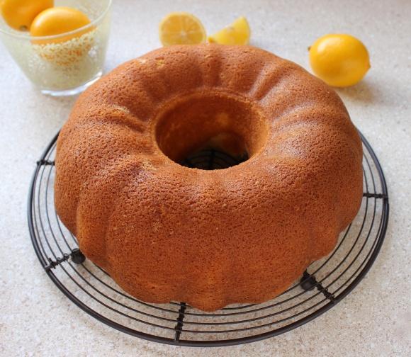 Limoncello Bundt Cake