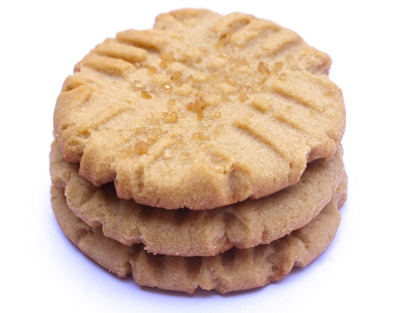 Crispy Peanut Butter Cookies « Baking with Altitude
