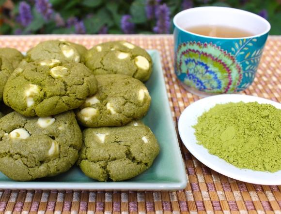 Green Tea (Matcha) Cookies